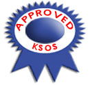 Hospital Software, blooray, Kerala, India. KSOS logo